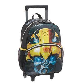 Mala-Carrinho-Transformers-Strong-Bumblebee-Frente