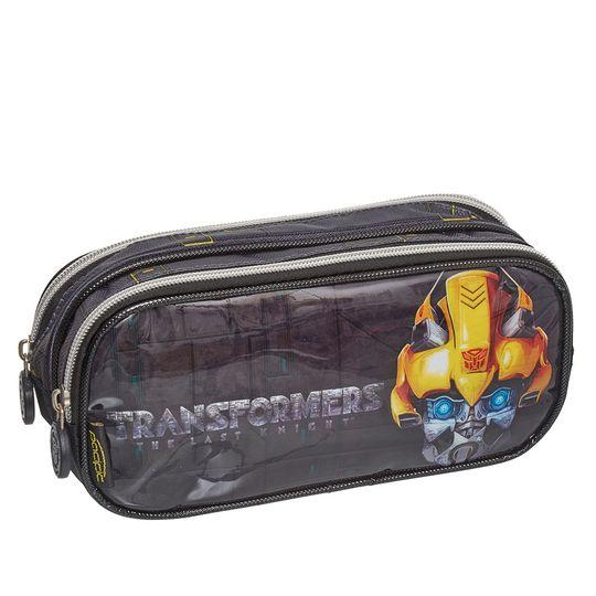 Estojo-Duplo-Transformers-Strong-Bumblebee-Frente