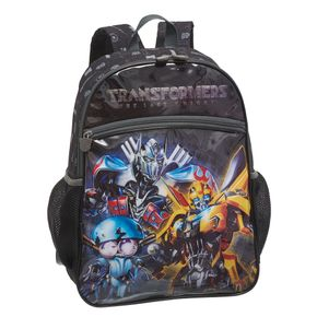 Mochila-Transformers-Defenders-Frente