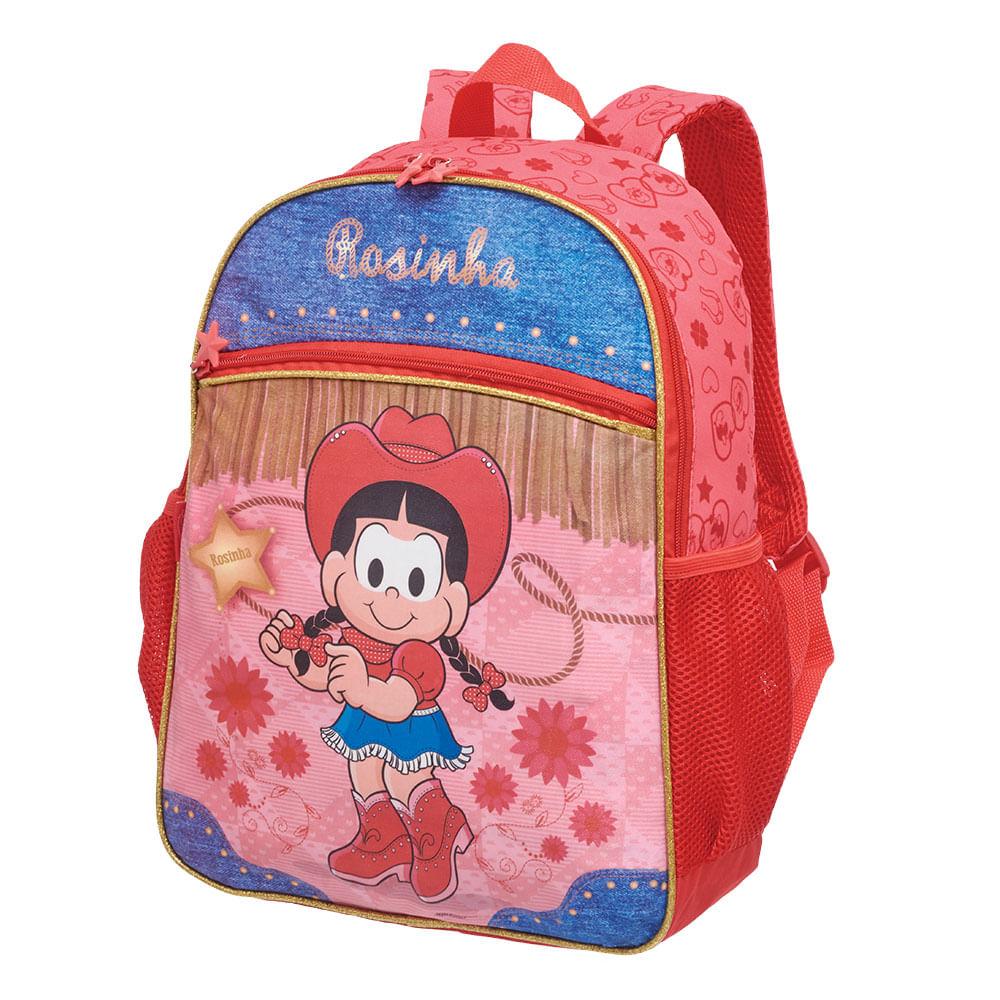 2319e56ad Mochila De Costas Rosinha Pop Country - 934K04|005 - pacific
