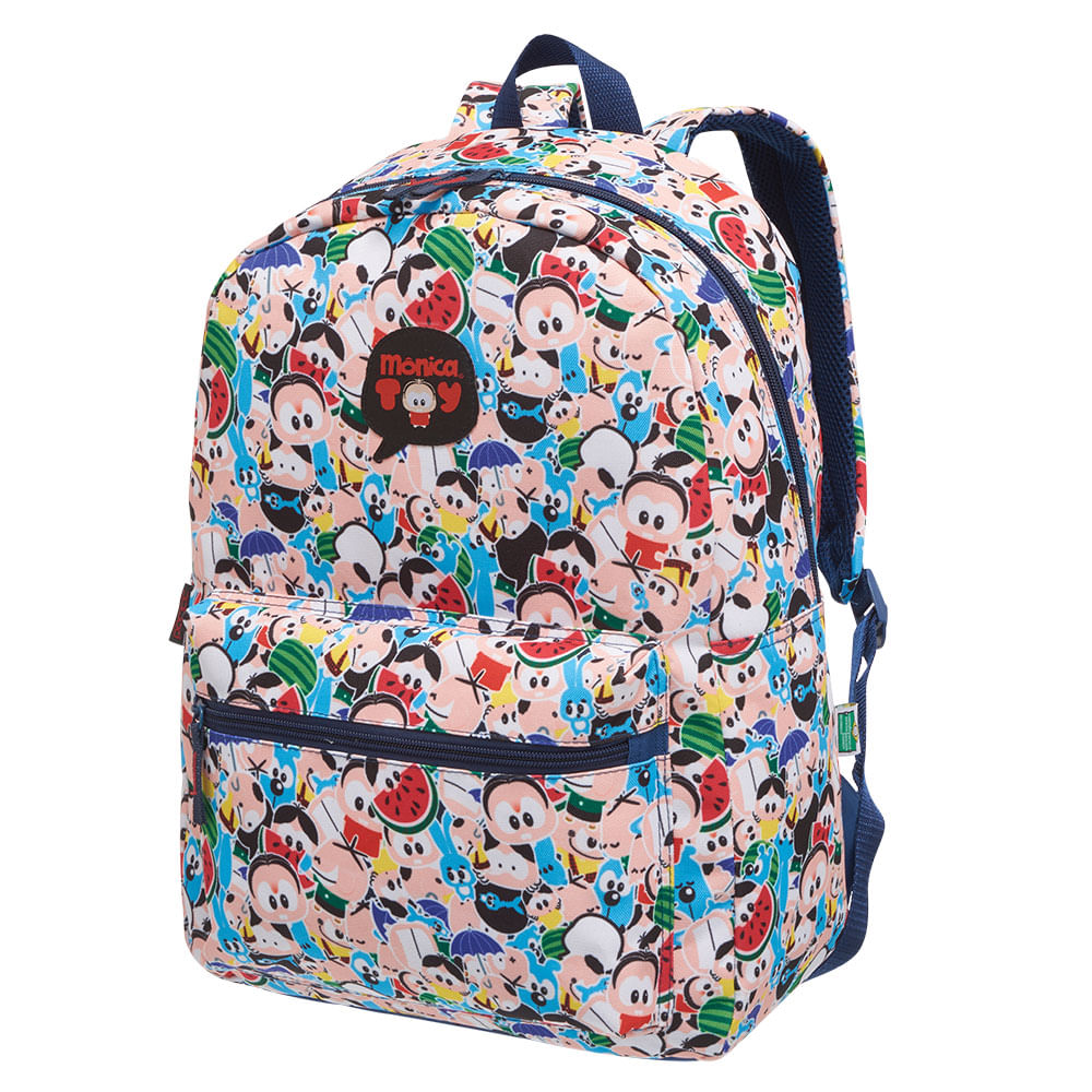 51bd5befe Mochila De Costas Tm Toy Fun - 7731104|005 - pacific
