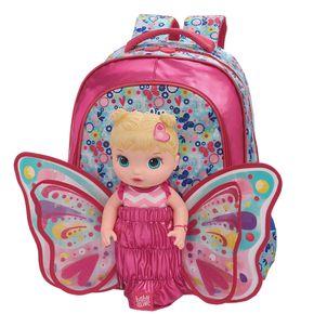 Mochila-Costas-G-Baby-Alive-Butterfly-detalhe