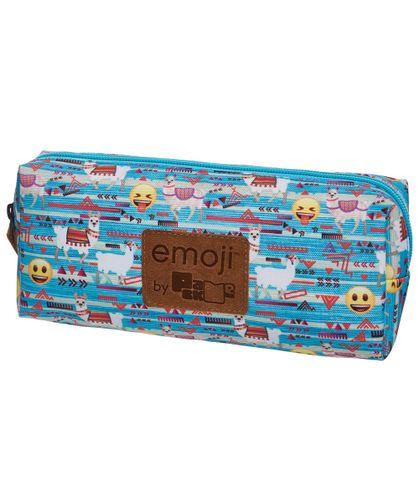 Estojo-Simpl-Tria-Emoji-By-Pack-Me-Lhama
