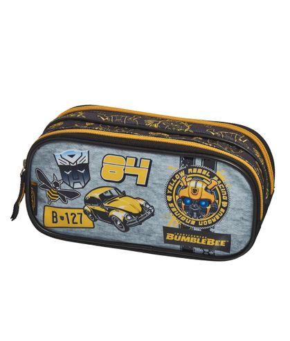 Estojo-Duplo-Transf-Bumblebee-Racer