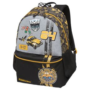 Mochila-Cos-Transformers-Bumblebee-Racer