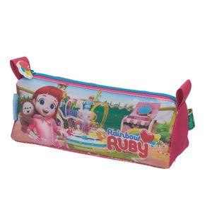 Estojo-Simp-Trian-Rainbow-Ruby-Let-S-Go