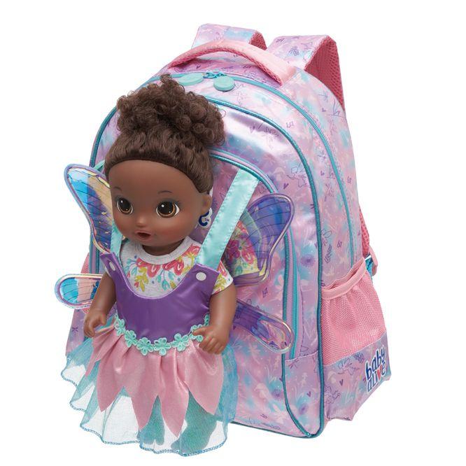 Mochila-Costas-G-Baby-Alive-Fairies-