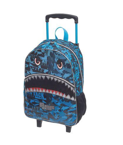Mala-C-Carrinho-G-Pack-Me-Shark-Attack-